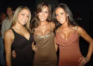 Seeing multiple pictures of hot girls going out sometimes makes me feel a little insecure. (Photo courtesy of soadhead.com)